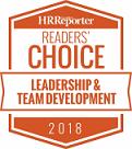 HR Reporter Readers Choice 2018 Leadership & Team Development
